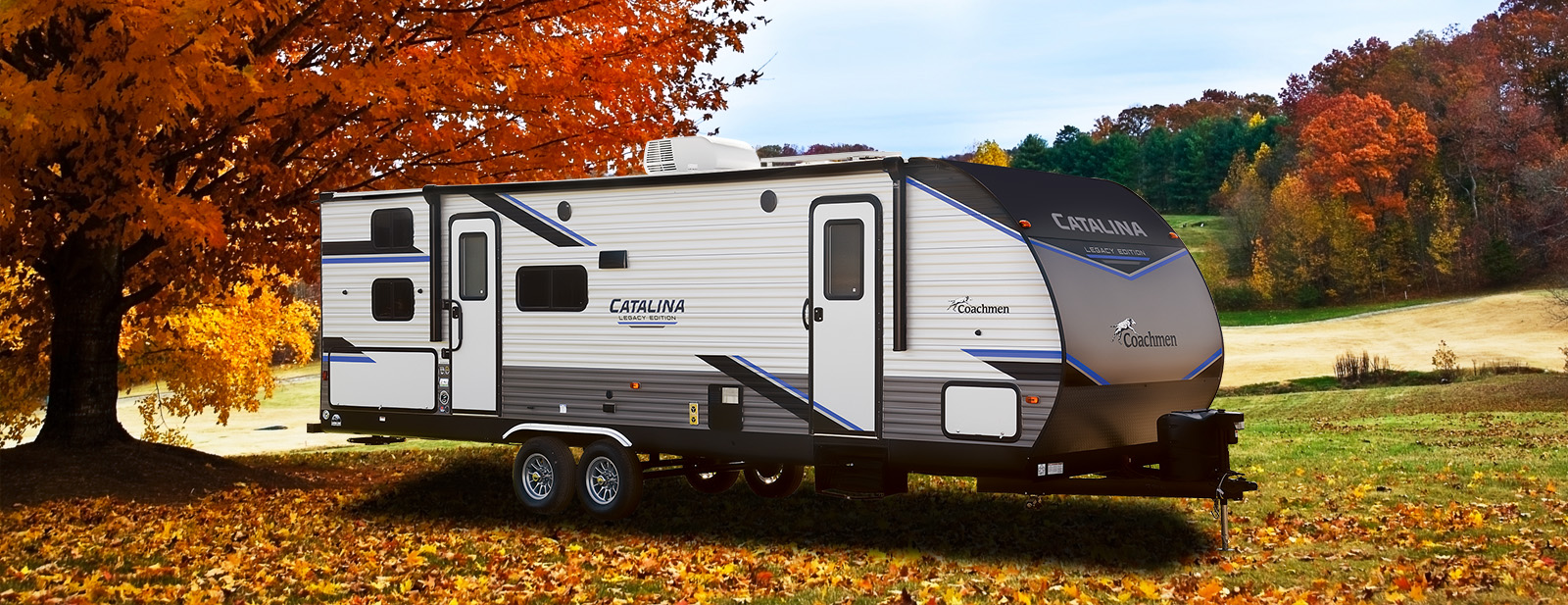 Catalina Trailer Park >> 2016 Coachmen Catalina Floorplans And Layouts Forest River